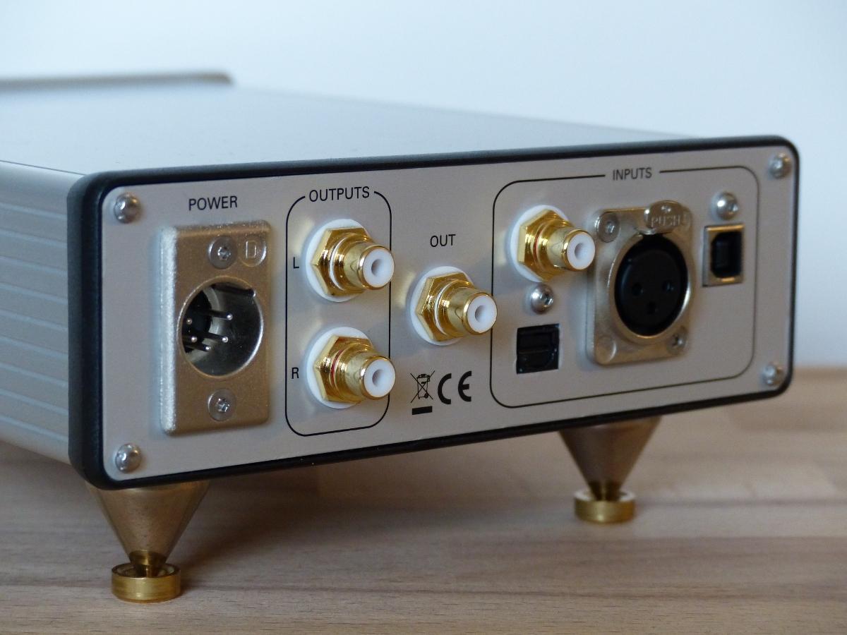 Convertisseur Audiomat Tempo 2 7 High End Audio