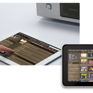 Aurender X100L - Application iPad