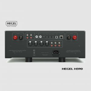 HEGEL H590 - Connectique