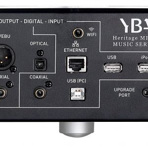 YBA HERITAGE MP100 SE Back
