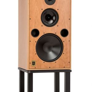 Harbeth M40.2 Cherry - Pieds HIFI RACKS