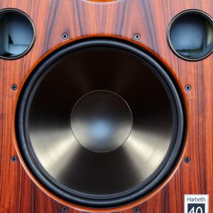 Harbeth Monitor 40.1 Woofer